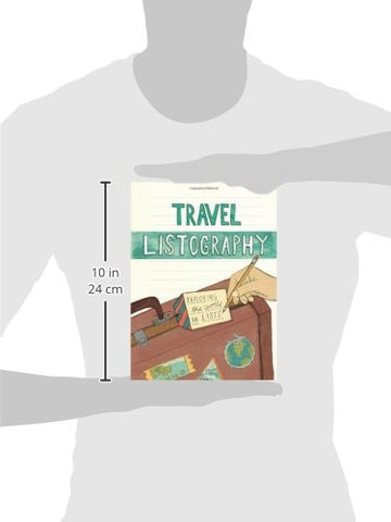 Travel Listography: Exploring the World in Lists (Notepads) | SpreeIndia.com - India's First Website That Discovers Eco-Friendly Products