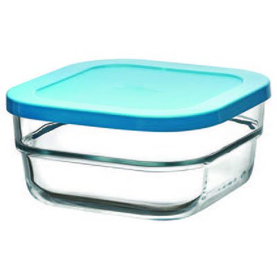 Pasabahce Gourmet Food Container, 450 ml,Set of 2 | SpreeIndia.com - India's First Website That Discovers Eco-Friendly Products