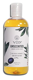 Vedi Unscented Liquid Castile Soap (200Ml) | SpreeIndia.com - India's First Website That Discovers Eco-Friendly Products