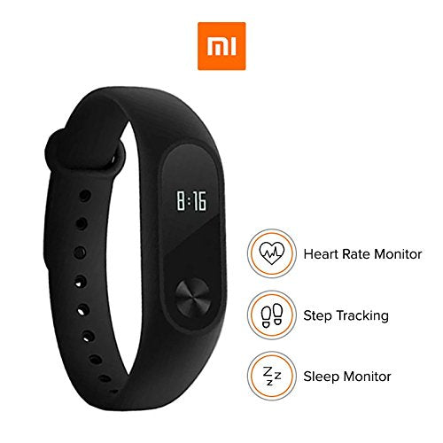 Mi Band 2 (Black) | SpreeIndia.com - India's First Website That Discovers Eco-Friendly Products