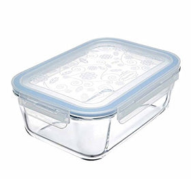 Pasabahce Lock & Store Container with Lid, 1790ml