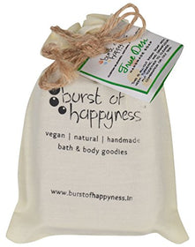 Burst Of Happyness True Desi with Gram Flour, Turmeric and Neem for Oily skin, 100 g | SpreeIndia.com - India's First Website That Discovers Eco-Friendly Products