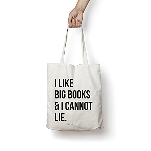 Bigs Books Tote Bag | SpreeIndia.com - India's First Website That Discovers Eco-Friendly Products