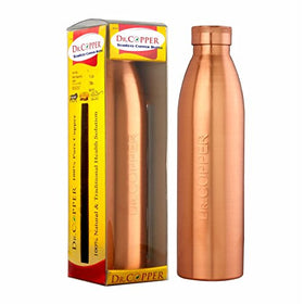 Dr. Copper World'S First Seam Less Copper Water Bottle | SpreeIndia.com - India's First Website That Discovers Eco-Friendly Products