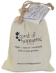 Burst Of Happyness Multani Mitti Handmade Soap, 100 g | SpreeIndia.com - India's First Website That Discovers Eco-Friendly Products