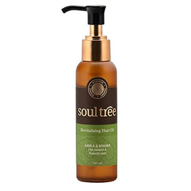 SoulTree Hair Oil With Amla & Brahmi (120ml) | SpreeIndia.com - India's First Website That Discovers Eco-Friendly Products