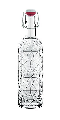 Luigi Bormioli Prezioso Bottle, 34 oz, Clear | SpreeIndia.com - India's First Website That Discovers Eco-Friendly Products