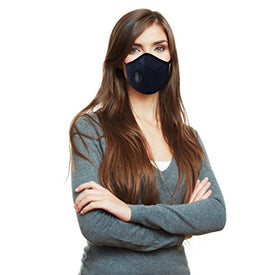 Grin Health Anti-Pollution Mask, Blue (N-Series N99) | SpreeIndia.com - India's First Website That Discovers Eco-Friendly Products