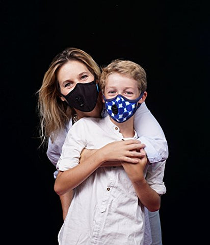 Atlanta Healthcare Cambridge N99 the Po Standard Air Pollution Face Mask - Small (1 Valve)