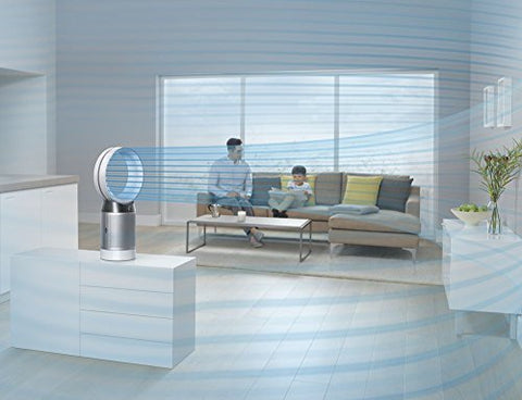 Dyson Pure Cool Air Purifier Wi-fi & Bluetooth Enabled (White/Silver)
