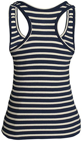 Woodwose Organic Clothing Womens Tank Top Blue - S | SpreeIndia.com - India's First Website That Discovers Eco-Friendly Products