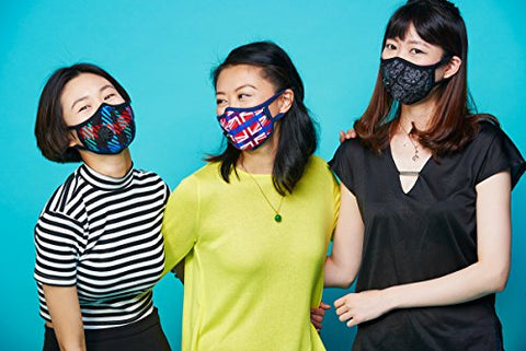 Atlanta Healthcare Cambridge N99 the Sherlock Standard Air Pollution Face Mask - Small (No Valve) | SpreeIndia.com - India's First Website That Discovers Eco-Friendly Products
