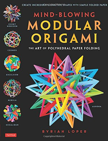 Mind-Blowing Modular Origami: The Art of Polyhedral Paper Folding | SpreeIndia.com - India's First Website That Discovers Eco-Friendly Products