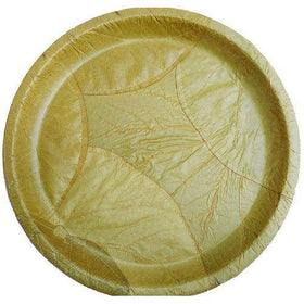 100% Biodegradable Disposable Sal Leaf Plates