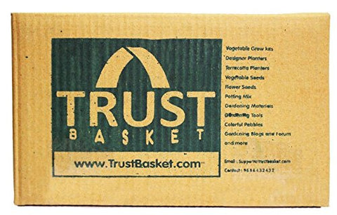 Trust Basket Trustbin (Set of Two 14 Ltrs Bins)-Indoor Compost Bin for Converting All Kinds of Kitchen Food Waste Into Fertilizer | SpreeIndia.com - India's First Website That Discovers Eco-Friendly Products