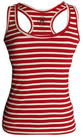 Woodwose Organic Clothing Womens Tank Top Red - S | SpreeIndia.com - India's First Website That Discovers Eco-Friendly Products