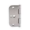 "Pack of 54 Residential Door Hinges Satin Nickel 3.5 Inch Interior Hinges with 5/8"" Radius Corners by Home Master Hardware"