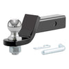 Towsupply Trailer Hitch Ball Mount with 2-Inch Trailer Ball & Hitch Pin Fits 2-Inch Receiver