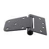 "3.5"" Heavy Duty Spring T Hinge Gate Hinges Black Finish 2 Pack Home Master Hardware"