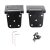 "3-1/2"" Heavy Duty Spring T Hinge Gate Hinges"