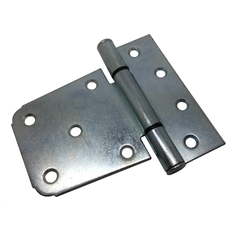 "3.5"" Tee Hinge - Zinc Plated 2-Pack"