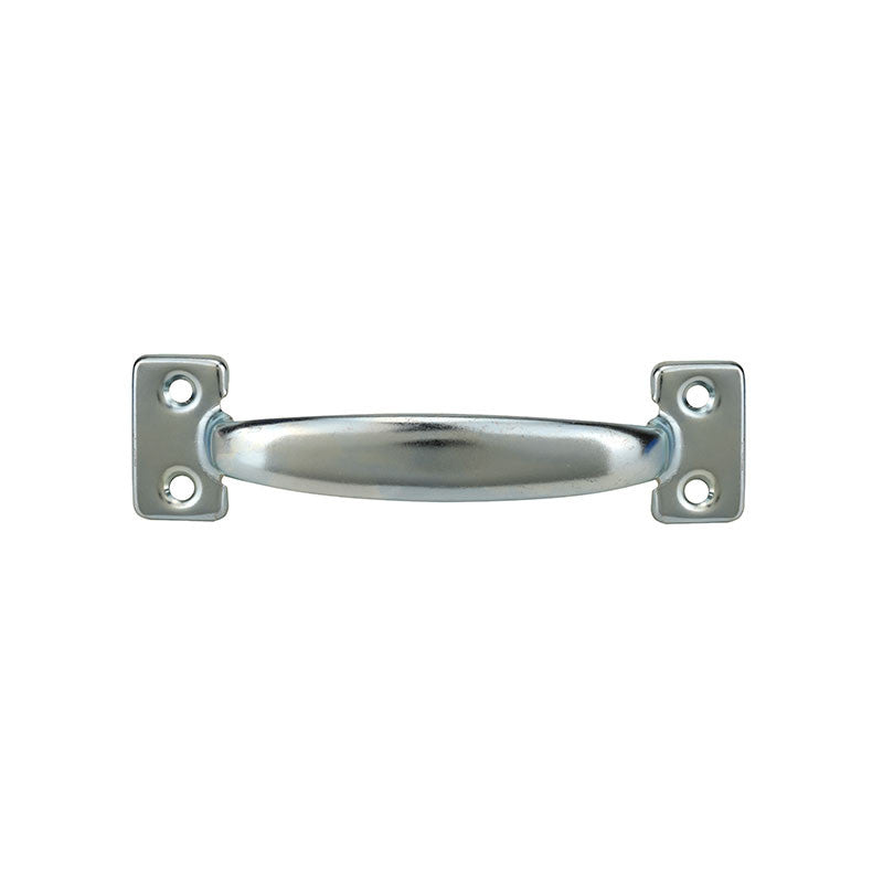 "Gate Pull - 5.75"" Zinc Plated"