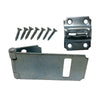 "Safety Hasp - 3.5"" Zinc Plated"
