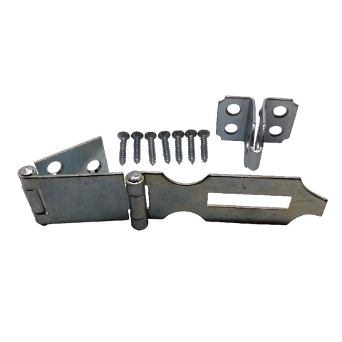 "Safety Hasp  - 3"" Zinc Plated"