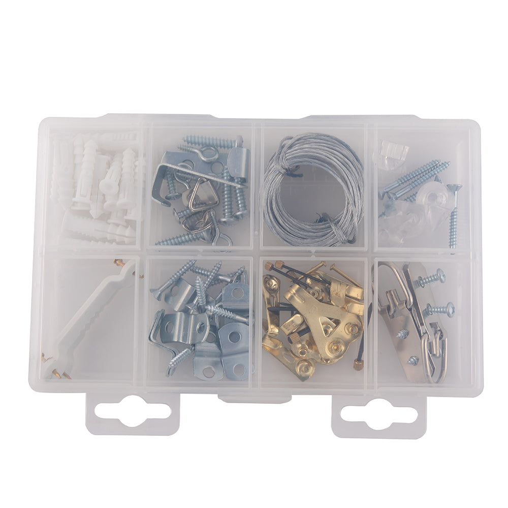 Mirror Hanging Kit 87 Piece Home Master Hardware