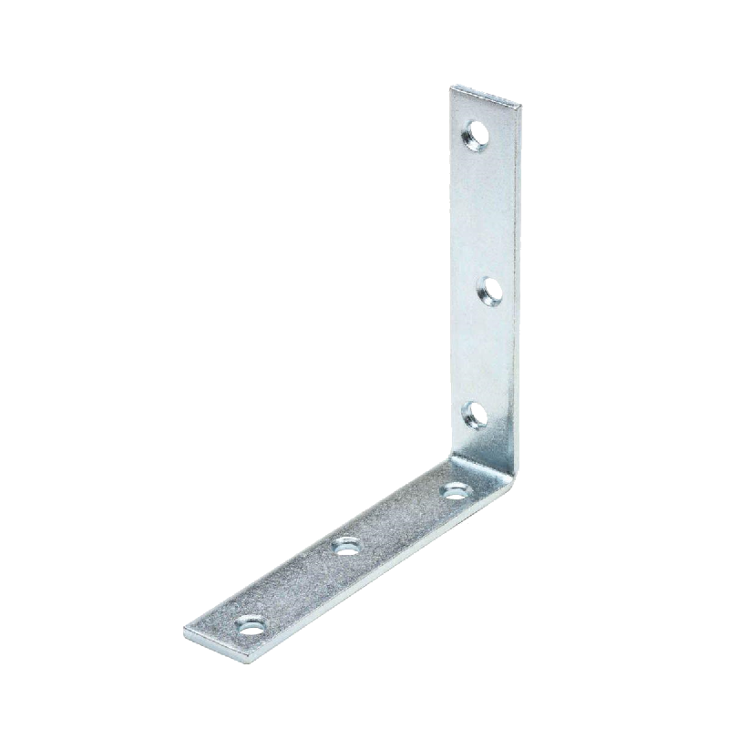 "Corner Brace - 5"" Galvanized Steel 2-Pack"