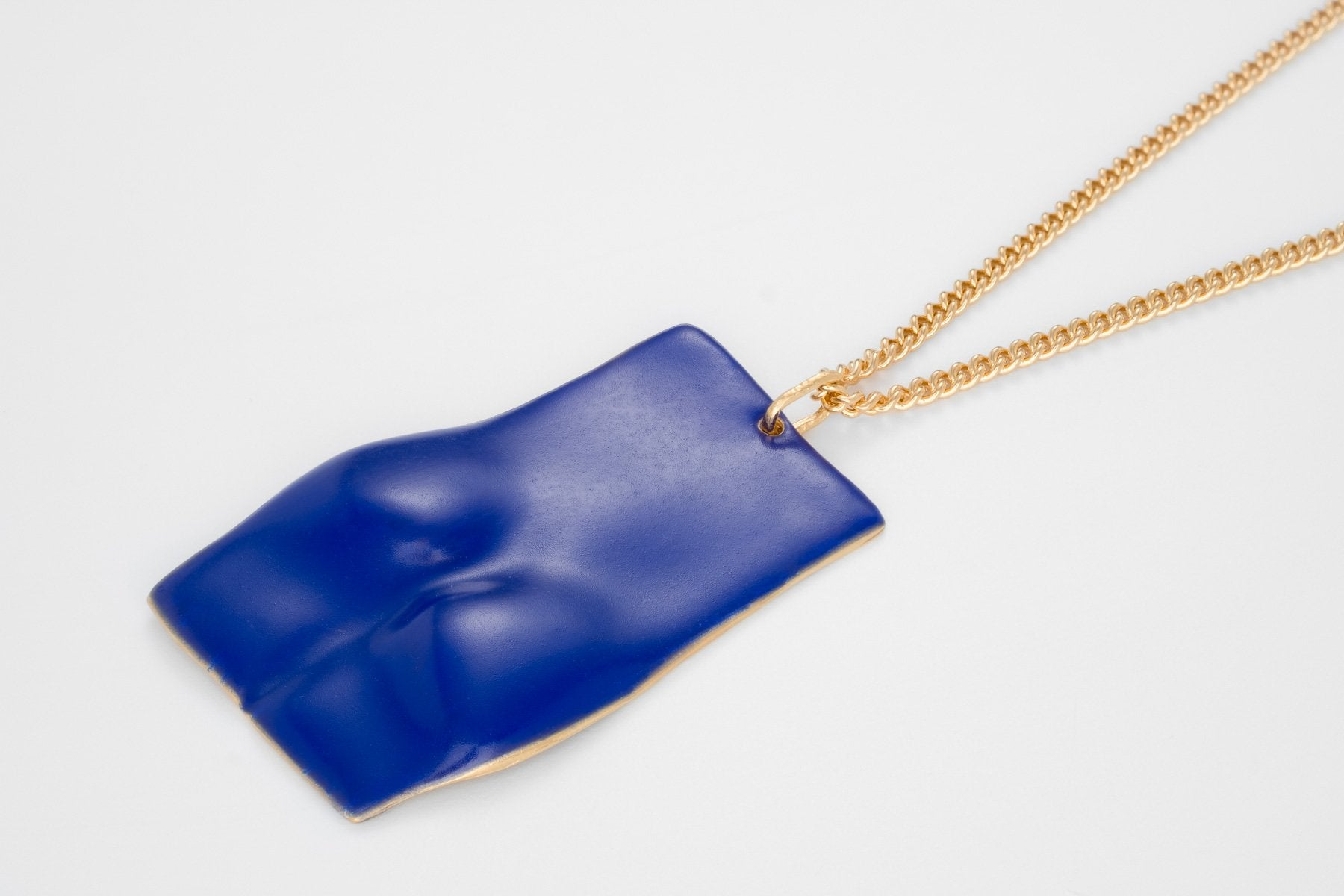 La Vide Blue Necklace