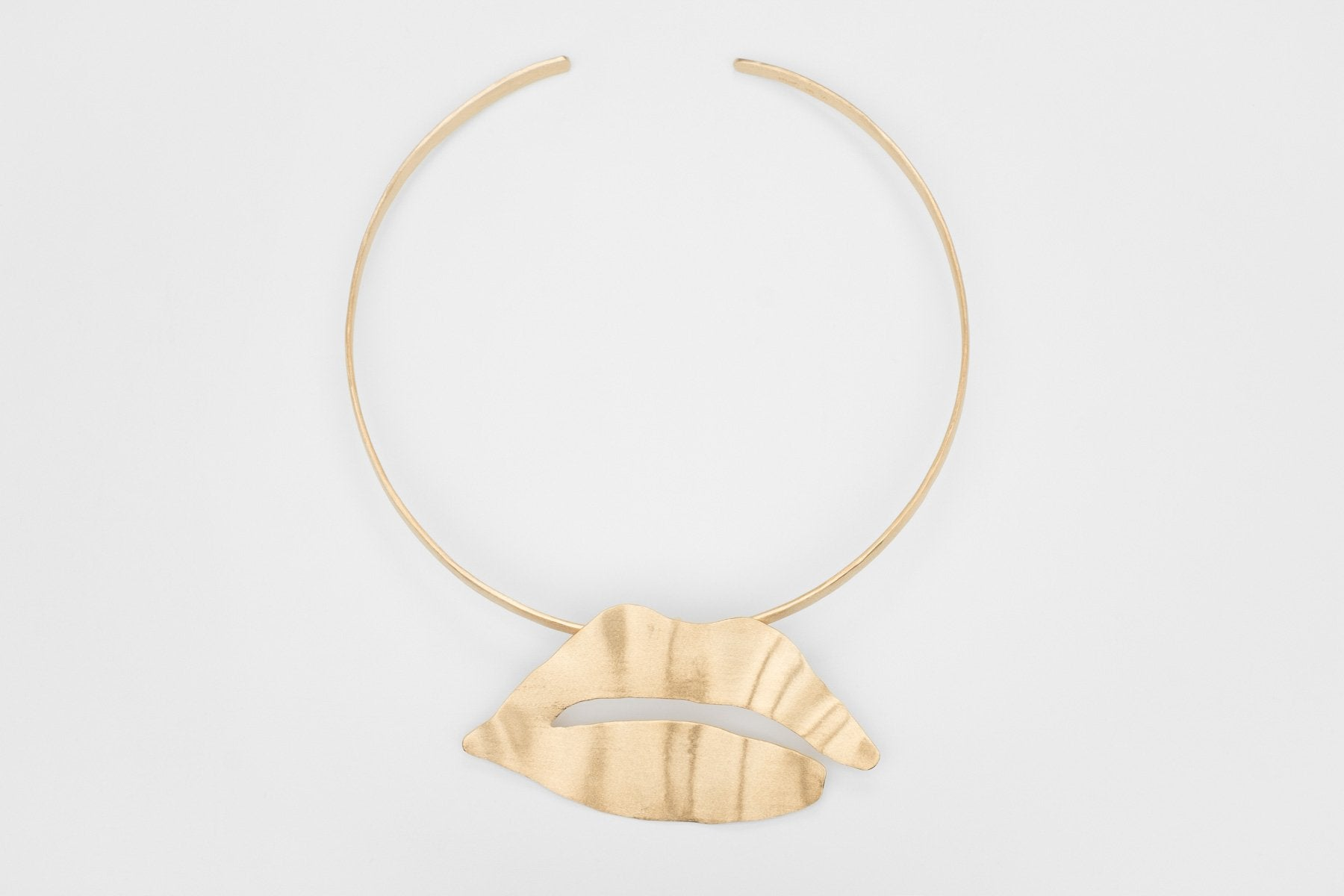 Promise of hapiness Gold Choker