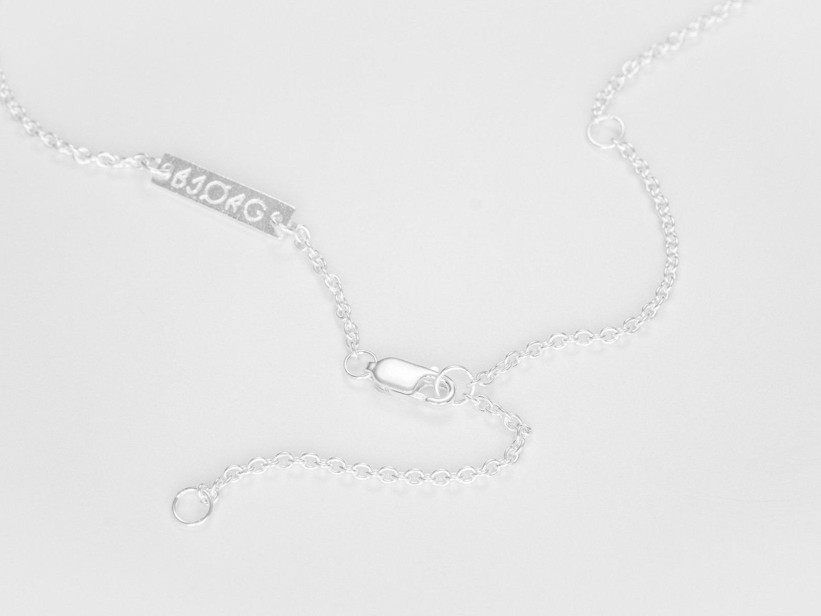 La Vide Silver Necklace