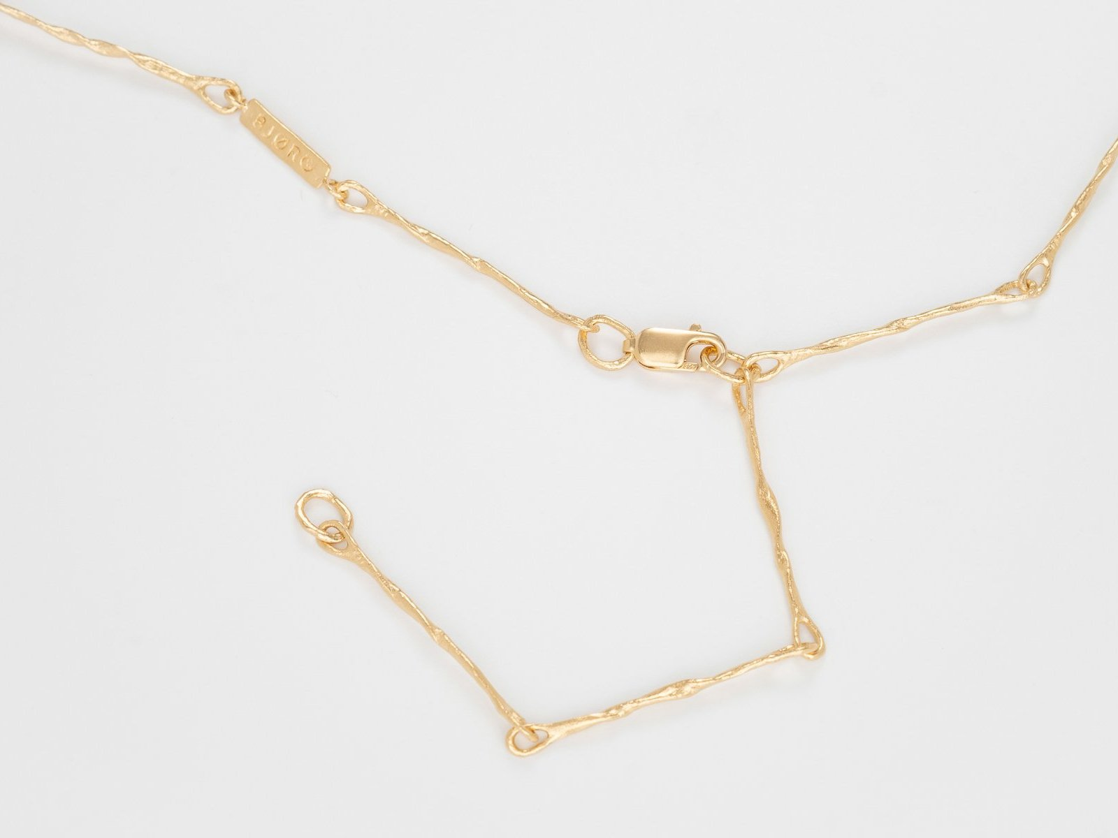 Thin Needle chain long (Web Exclusive)