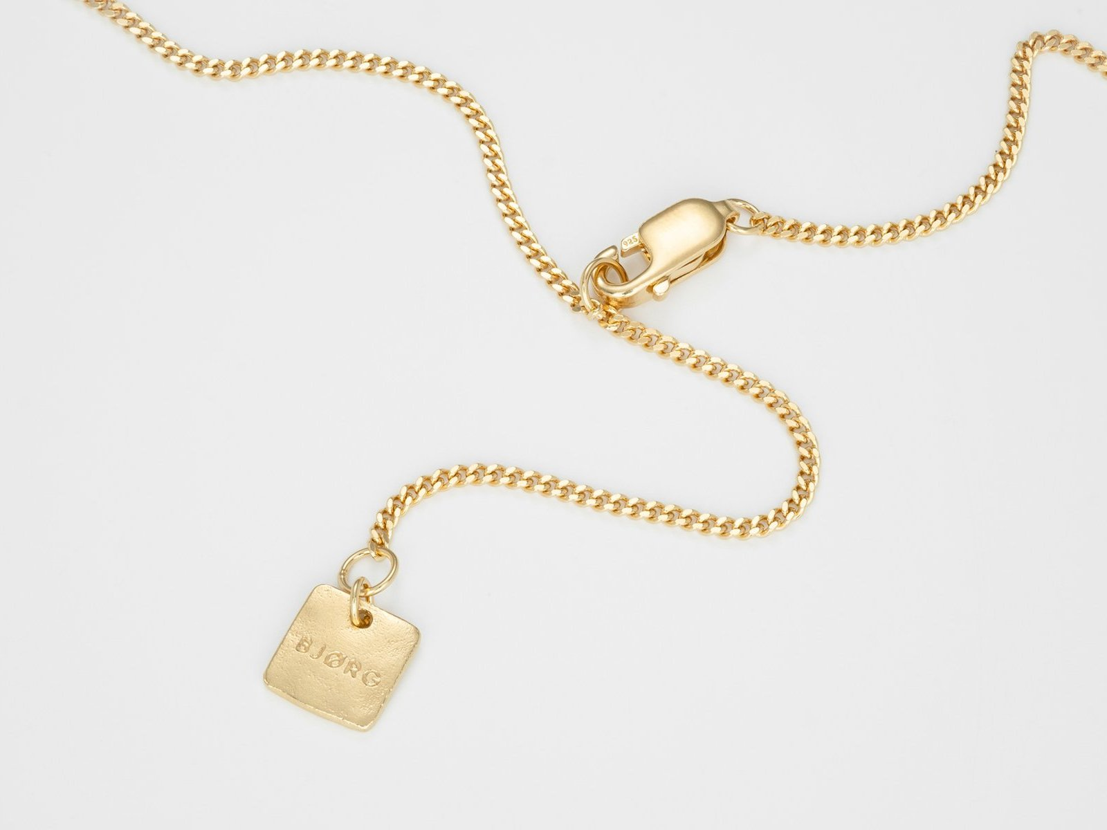 Iconic Heart Necklace (embossed)