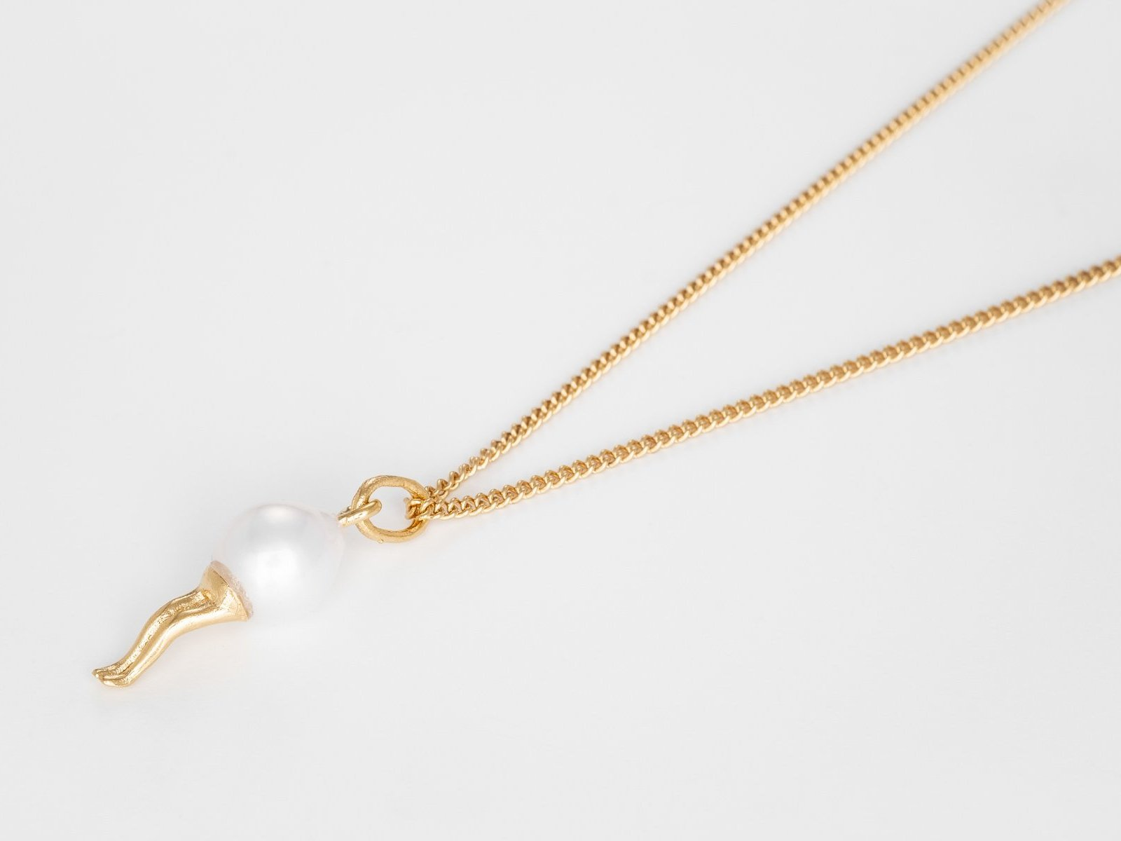 The Sleepwalker Small Necklace