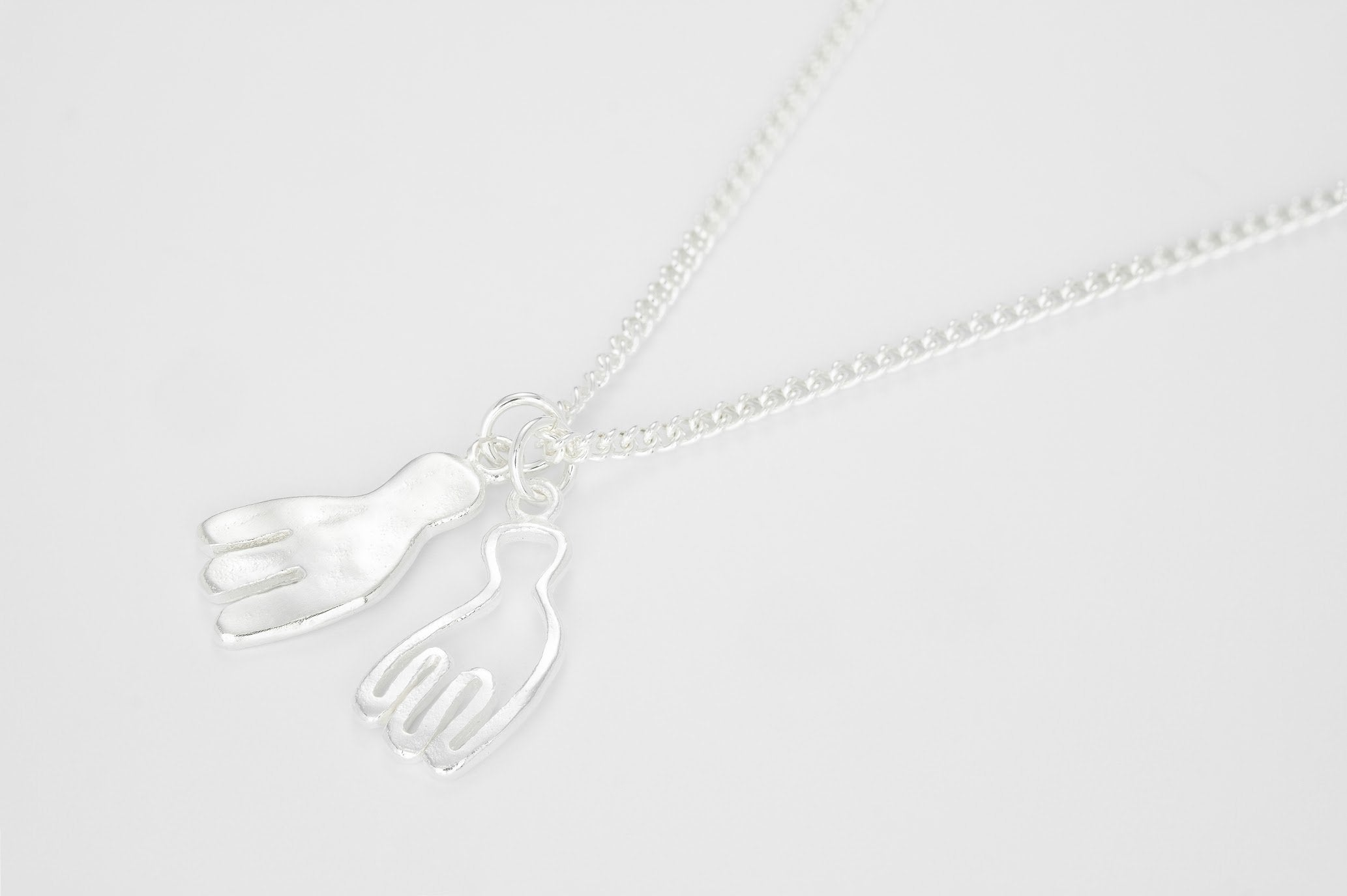 The winged beings Necklace