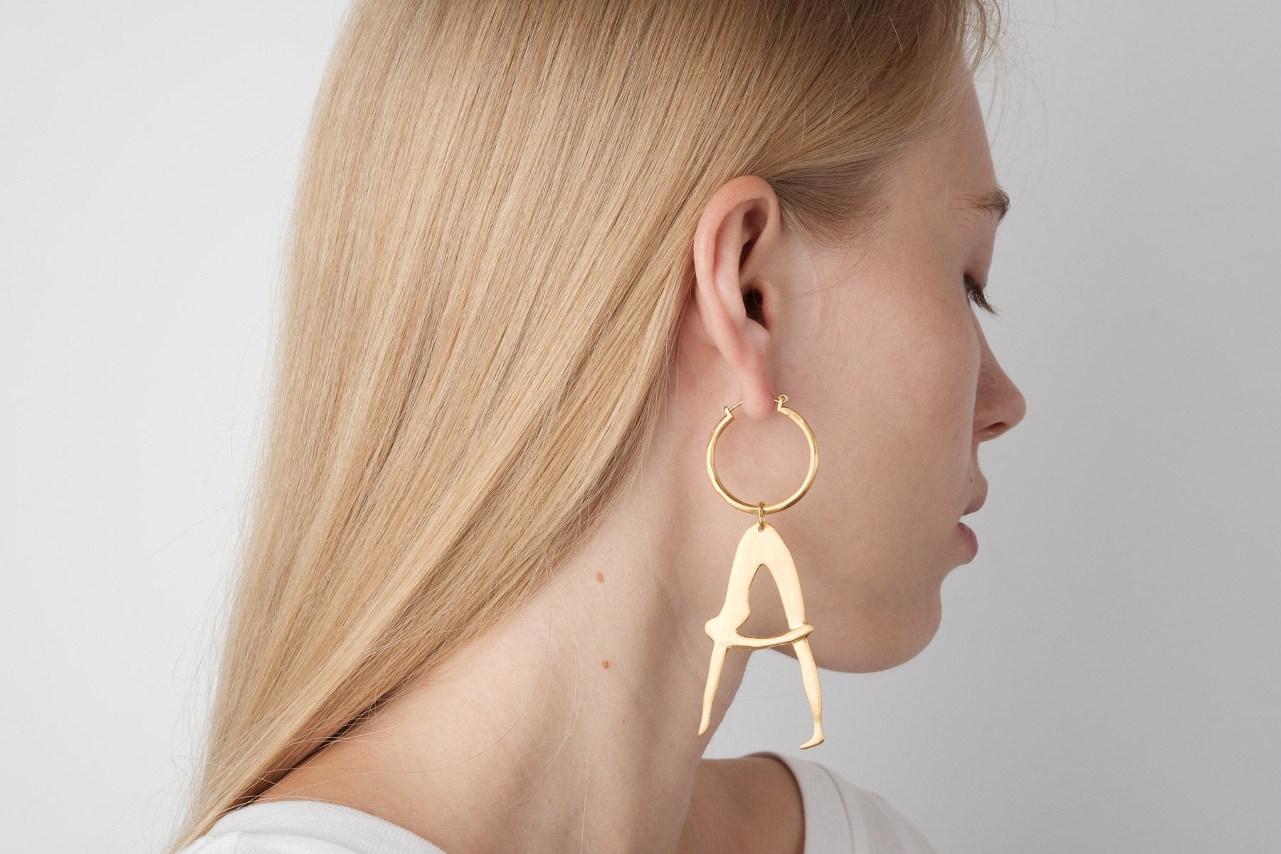 A / Large Hoops