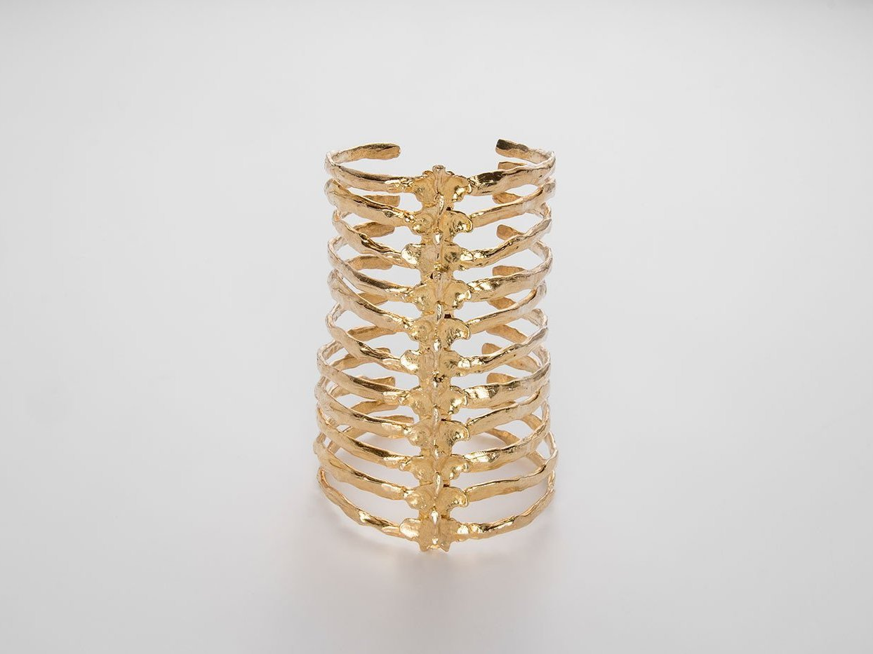 After eden Large Cuff - Bjørg Jewellery