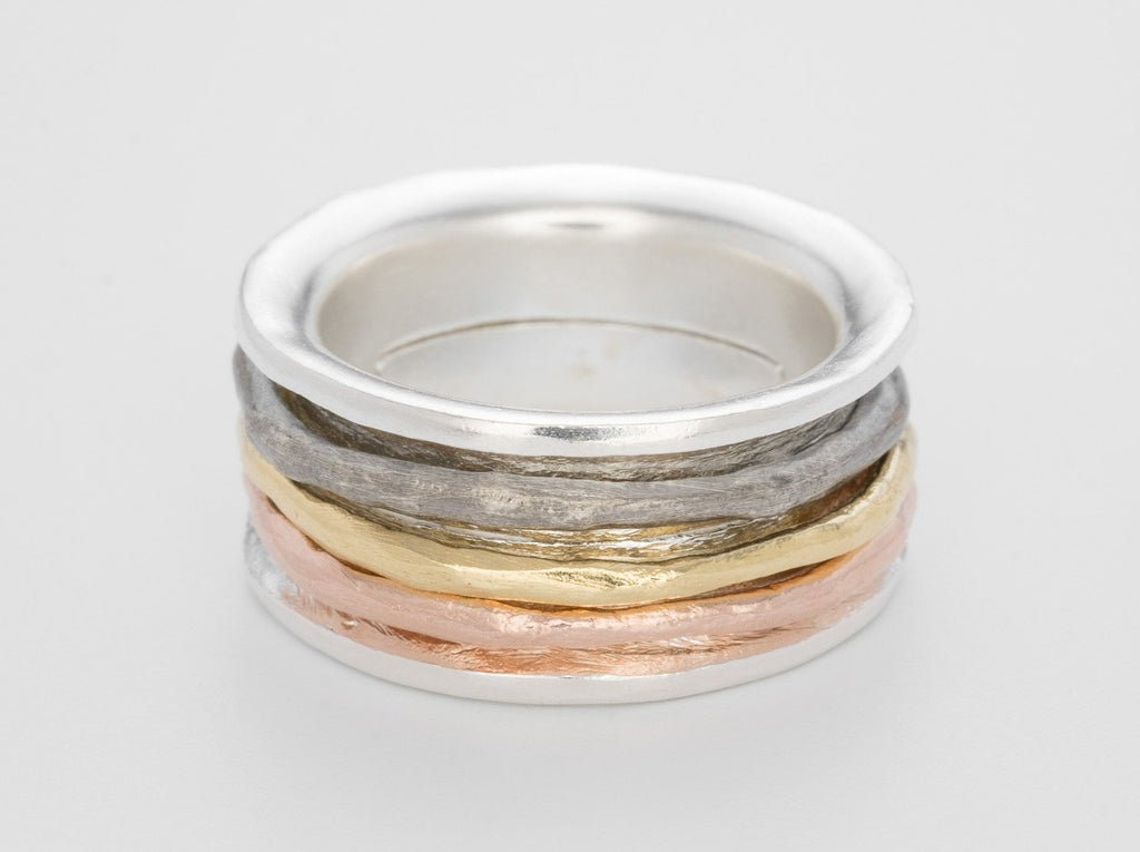 Spinning Band Ring