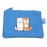 Unisex Huskies Purse Spunky Men's or Women's