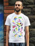 Unisex SALE Psychelicious Organic T-Shirt