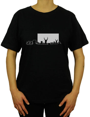 Unisex SURREALIST CINEMA Organic T-Shirt