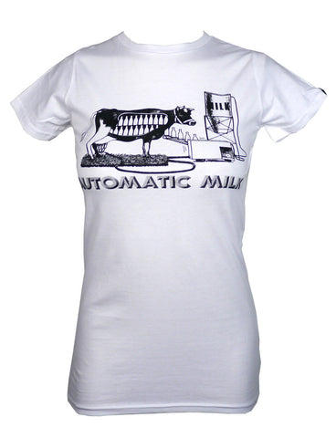 SPUK Women's AUTOMATIC MILK Organic T-Shirt