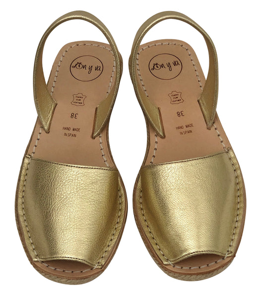 Stay Golden Mini Wedge