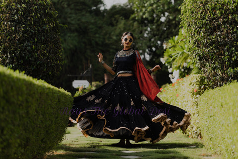 chaniya choli collection 2019