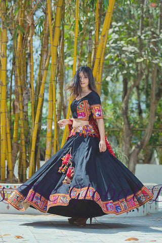 simple chaniya choli