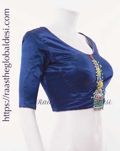 BL1545-BLOUSE-Raas The Global Desi-[readymade_saree_blouse_online_usa]-[readymade_saree_blouse]-[saree_blouse_online]-Raas The Global Desi