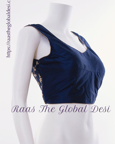 BL1548-BLOUSE-Raas The Global Desi-[readymade_saree_blouse]-[Readymade_saree_blouse_online]-[blouse]-Raas The Global Desi