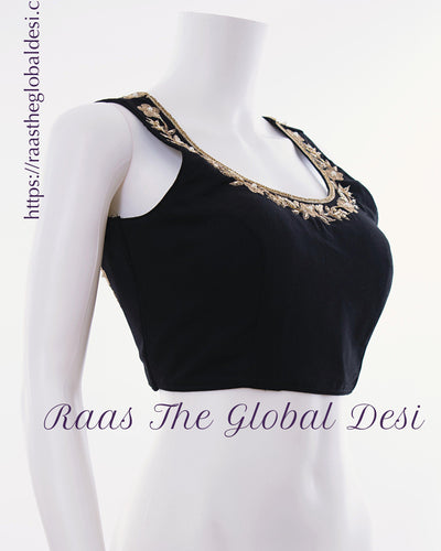 BL1554-BLOUSE-Raas The Global Desi-[readymade_saree_blouse]-[Readymade_saree_blouse_online]-[blouse]-Raas The Global Desi